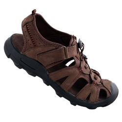 SPORTS SANDAL-Brown MEN HNX7051