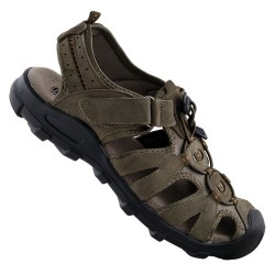 SPORTS SANDAL-Khaki MEN HNX7052