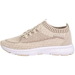 KNIT SHOES-Ivory WOMEN DLY204