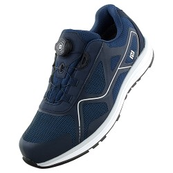 DIAL TREKKING SHOES-Navy MEN DLY309