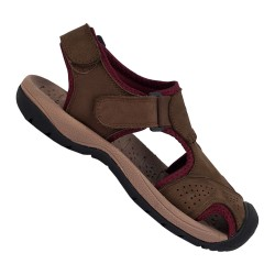 18 SPORTS SANDAL-Brown UNISEX HNX7063
